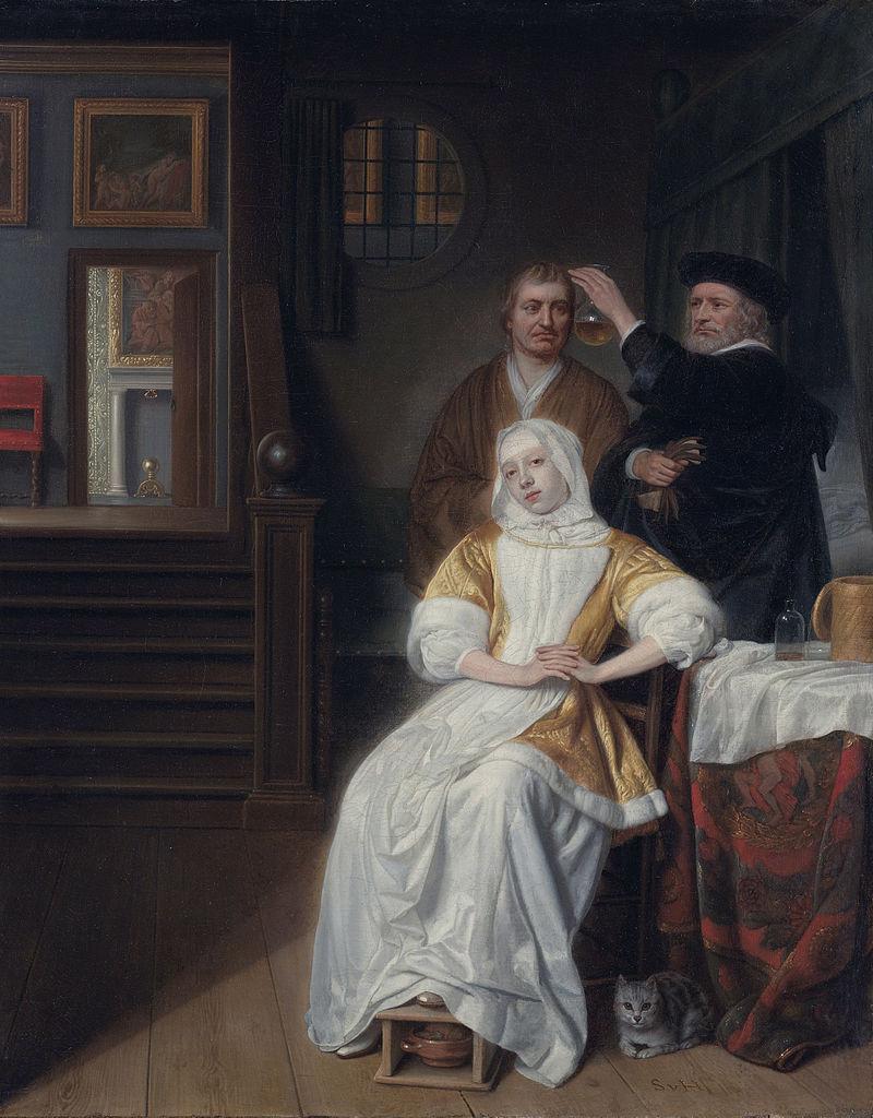 Samuel van Hoogstraten  Introduction à la haute école de l art de ... eb1ba4e6c9d