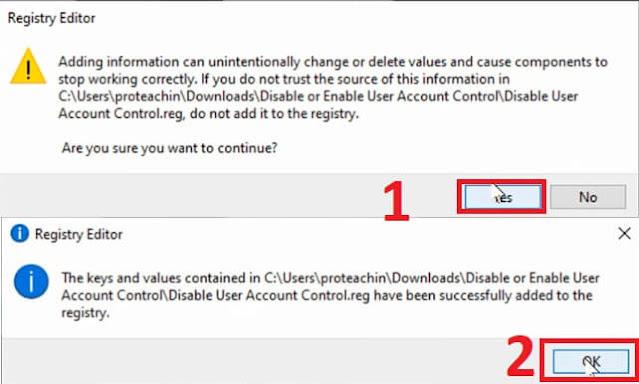 حل مشكلة this app has been blocked for your protection حل نهائي بنقرة زر واحدة