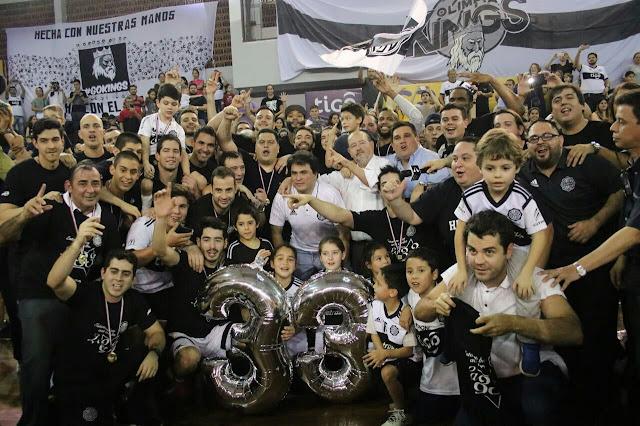 Olimpia Kings Campeón
