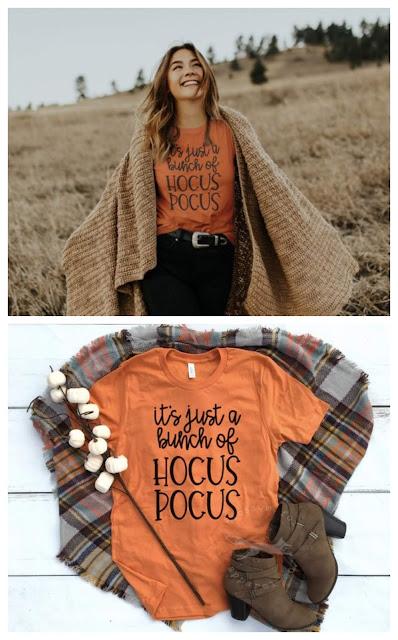 Hocus Pocus Halloween T-Shirt