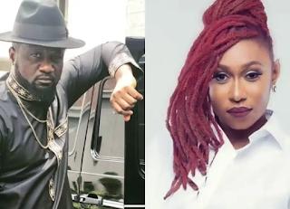 Jude Okoye Releases His Contract With Cynthia Morgan [Photos]