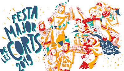Cartell-festa-major-les-corts-2019
