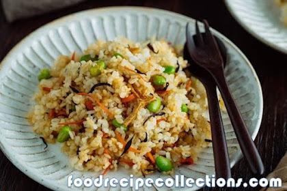 BEST FRIED RICE JAPANESE ( YAKIMESHI ) RECIPE