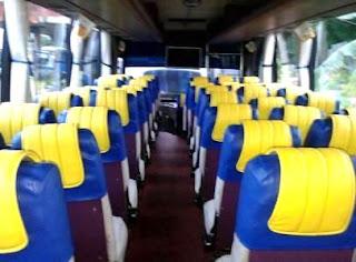 Sewa Bus Pariwisata Dalam Kota Jakarta