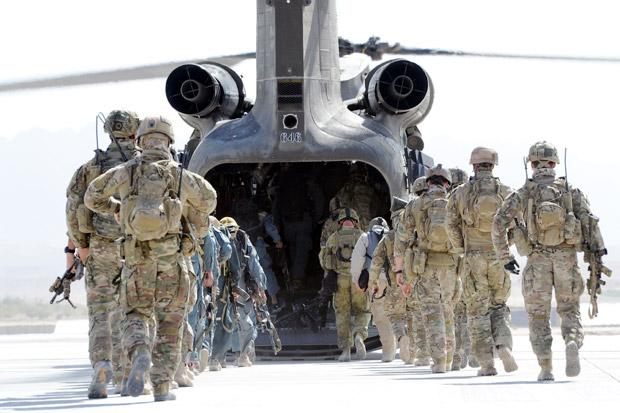 Meski Jadi Perdebatan, AS Berencana Kirim Pasukan Tambahan ke Suriah