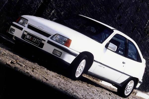 Chevrolet Kadett GSI 1989