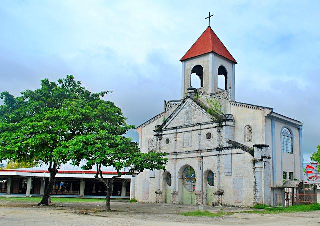 San Juan Nepomuceno Church in Moalboal