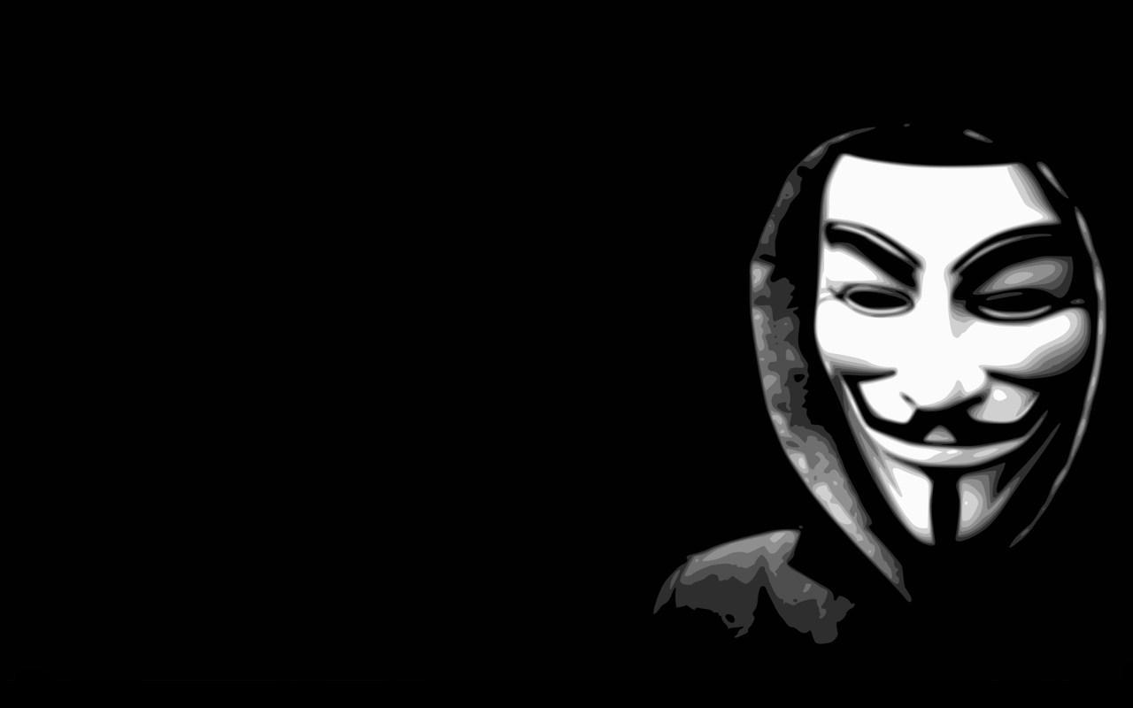 Hd Wallpaper For Windows 7 1080p Anonymous Wallpapers Hack The Hacker