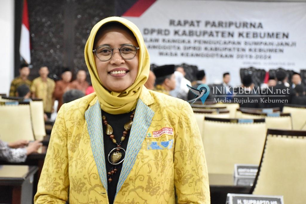 Yuniarti Widayaningsih, Figur Perempuan Kandidat Terkuat Pimpinan DPRD Kebumen