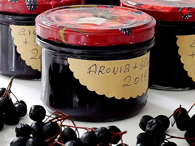 Dżem aroniowo-śliwkowy - bez słodzidła - Czytaj więcej »