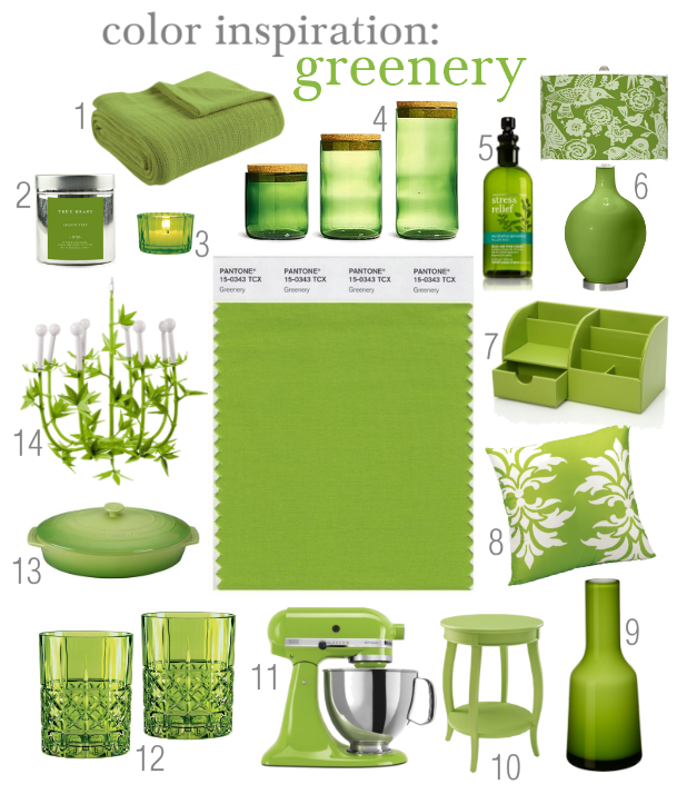 The Lovely Side Ideas For Decorating With Greenery