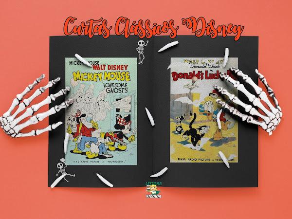 Especial Halloween #04: Curtas Clássicos Disney