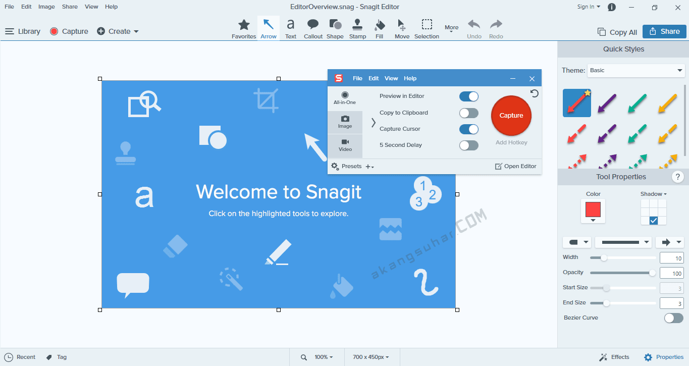 Free Download TechSmith SnagIt 2020 Final Full Version