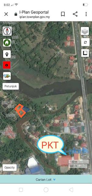 Tanah Lot Banglo Untuk Dijual Di Pasir Tumbuh Kota Bharu (300 Meter Dari Pasaraya PKT Pasir tumbuh)