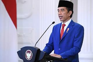 Jokowi Beri Perintah Tegas ke Idham Azis, 34 Gubernur Dilarang Tolak UU Cipta Kerja