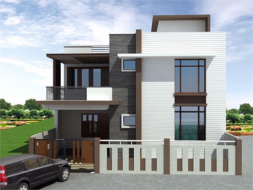 Panshet Pune Bungalow House Design