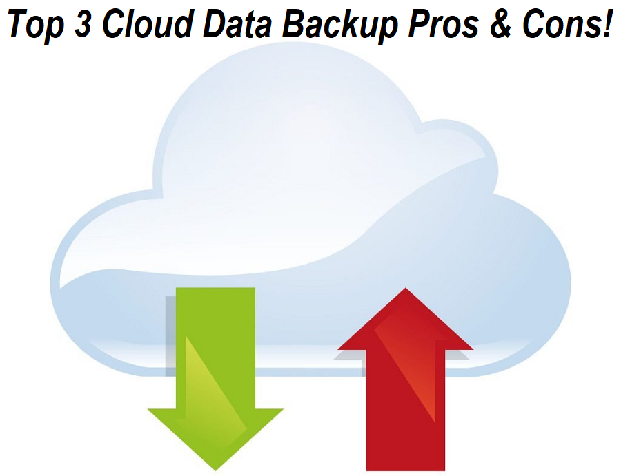 Cloud Data Backup Pros