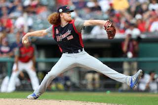 DUSTIN MAY: Dodgers trade top pitching prospect Dustin May?