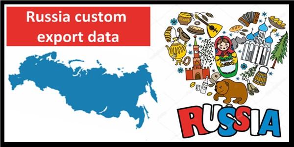 Russia export data