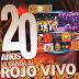 LA BANDA AL ROJO VIVO - 20 AÑOS - 2018