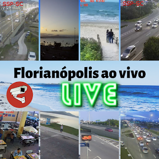 Câmeras ao vivo de Florianópolis