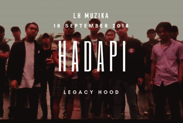 Lirik Lagu Hadapi Legacy Hood