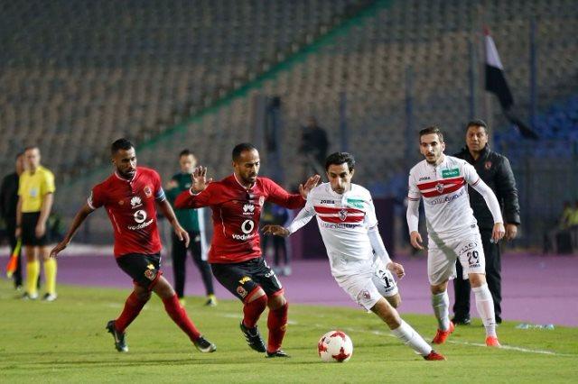 نتيجة مباراة الأهلي والزمالك بتاريخ 28-07-2019 الدوري المصري