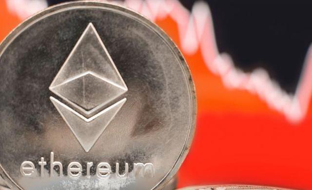 Harga Ethereum Turun Di Bawah $ 180 Lagi