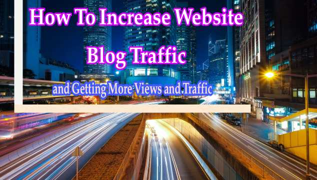 How To Increase Website Blog Traffic Magic tricks to increase your website traffic