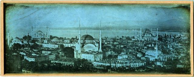 Las fotografías más antiguas de ciudades