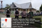 Cegah Terorisme, TNI-POLRI Perketat Pengamanan Ibadah Di Gereja Dalam Perayaan Hari Raya Paskah