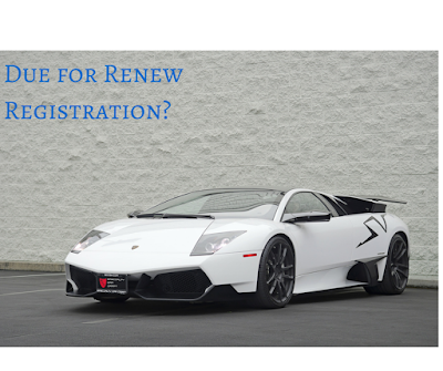 renew car registration in dubai
