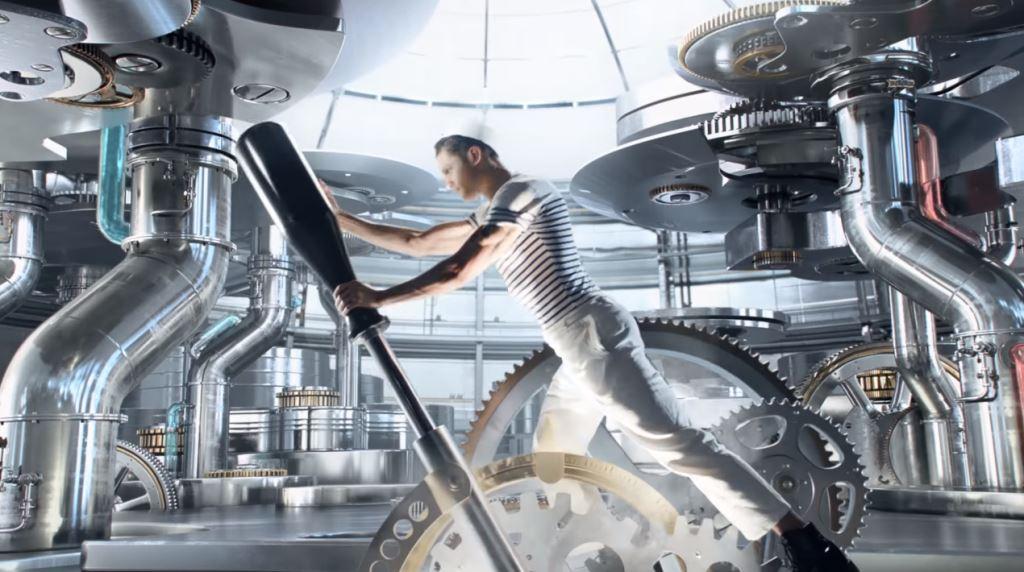 modella modello jean paul gaultier profumo testimonial spot 2016