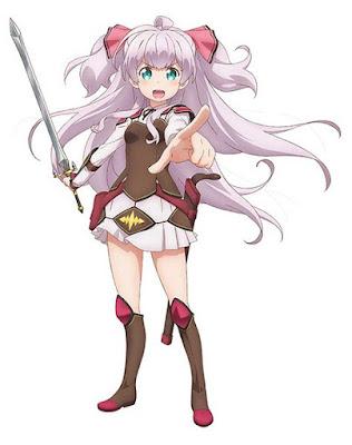 """Manga: Anunciada adaptación anime y manga spin-off de """"Watashi, Nōryoku wa Heikinchi de tte Itta yo ne!"""""""