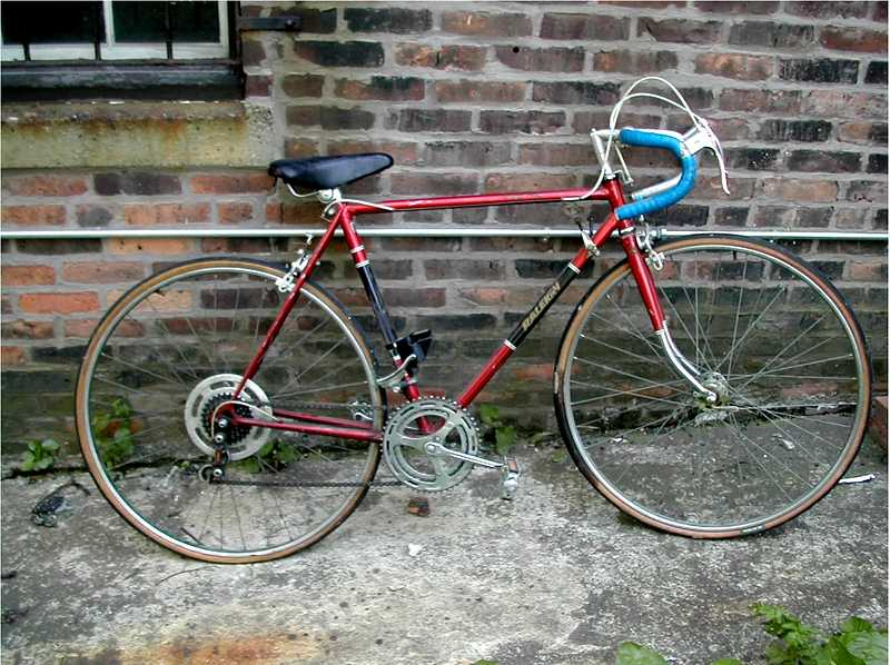 Desain Sepeda Fixie Balap | Desain Modifikasi Sepeda Fixie
