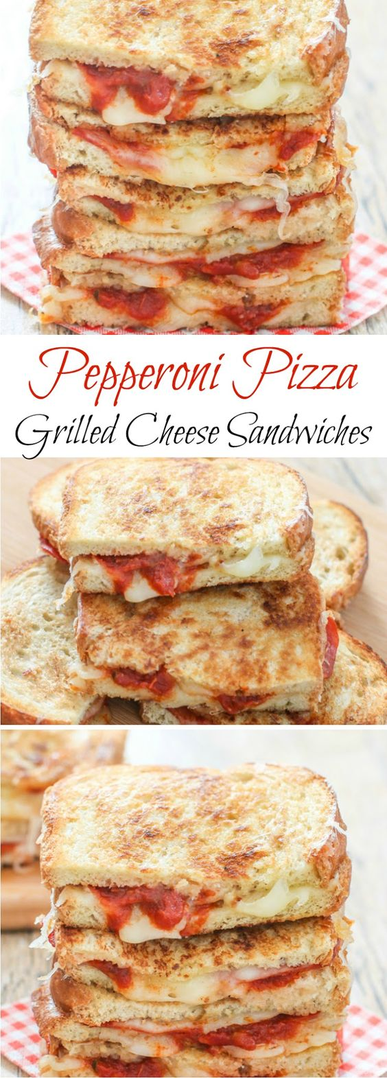 ★★★★☆ 691 ratings      | PIZZA GRILLED CHEESE SANDWICH #PIZZA #GRILLED #CHEESE #SANDWICH #YUMMY