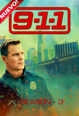 9-1-1 (TV Series) S03 CustomHD NTSC Sub 5xDVD