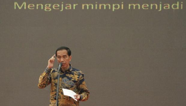 Jokowi: DPR Jangan Terlalu Banyak Bikin UU