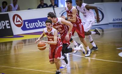 FIBA U18 Europe Türkiye - Ömer Yasir Küçük