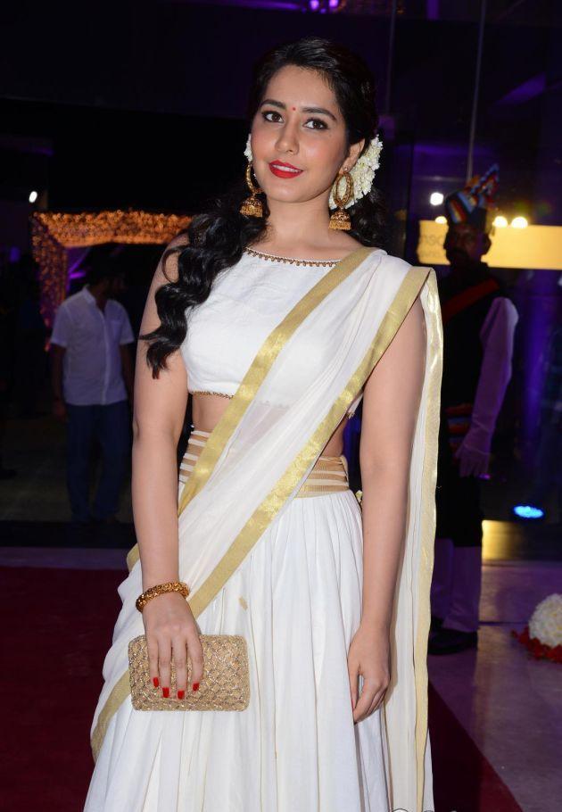 actress celebrities photos  rashi khanna new stills at dvv
