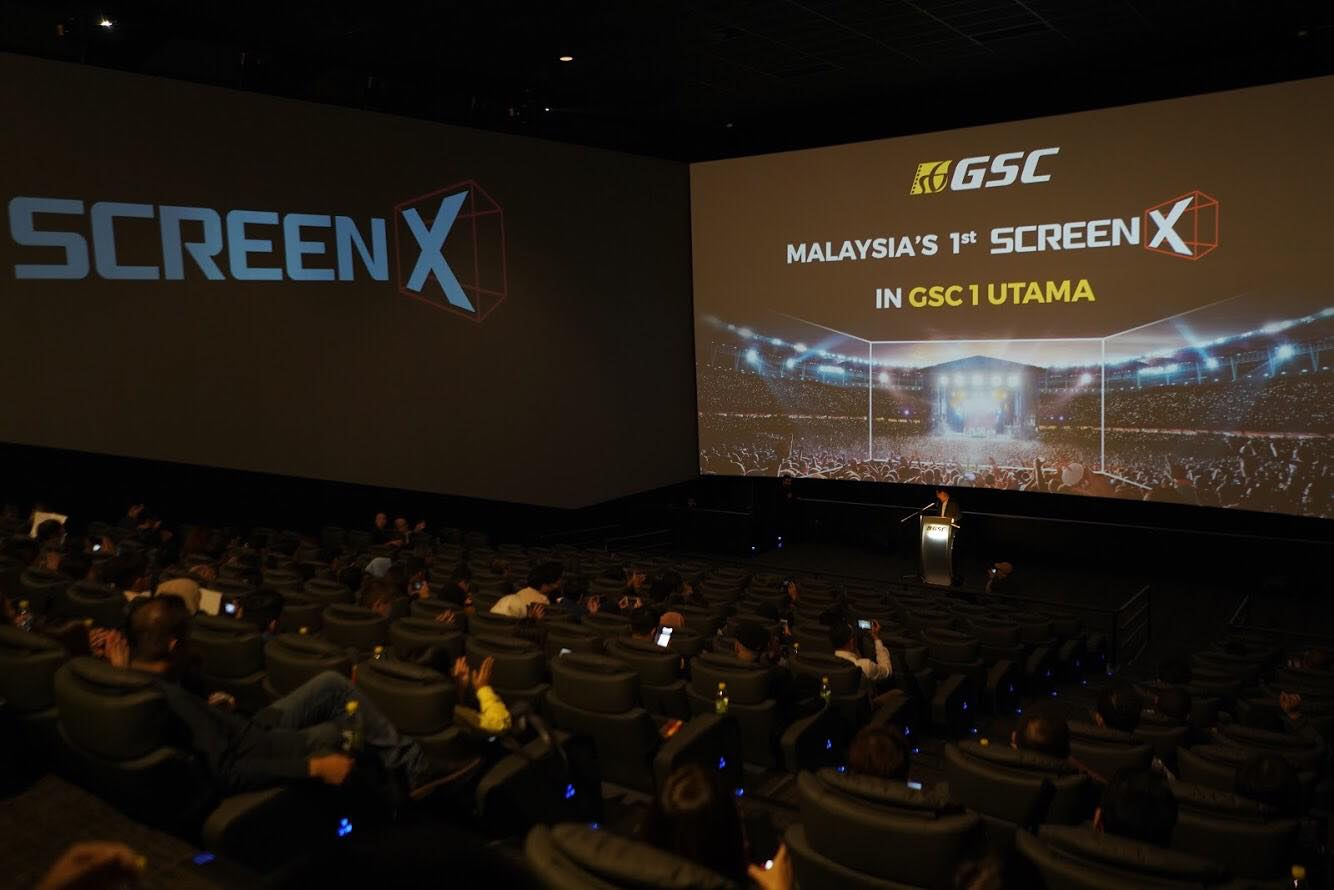 GSC LAUNCHES 270-DEGREE THEATRE EXPERIENCE IN 1 UTAMA, PETALING ...