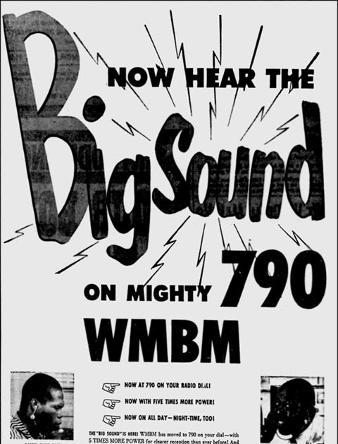 miami archives tracing the rich history of miami miami beach and Atlanta Police Department miami archives tracing the rich history of miami miami beach and the florida keys ad for radio station wmbm the big sound on mighty 790 march 1960