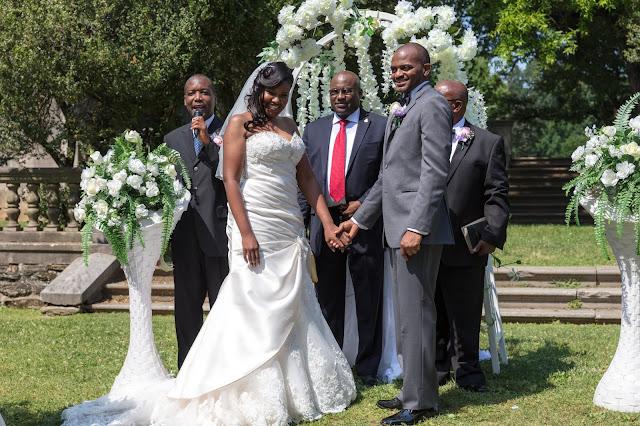 K'Mich Weddings - wedding planning - day-of-service - Curtis Arboretum - Wyncote PA
