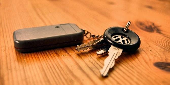 hiang kunci kendaraan