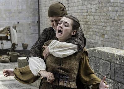 Crítica: Juego de Tronos 6x07 The Broken Man - Arya muere
