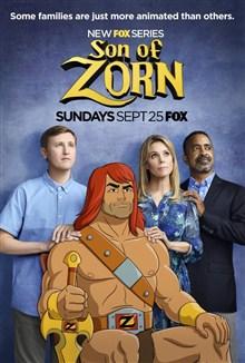 Son of Zorn - Todas as Temporadas - HD 720p