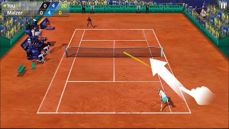 Download 3D Tennis Mod Apk 2