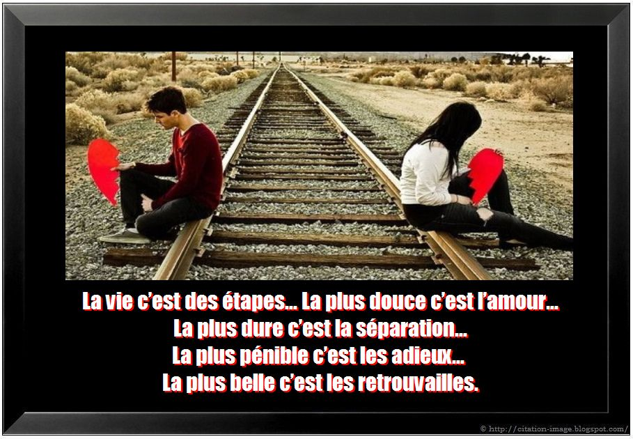 Citation D'Amour Triste Facebook
