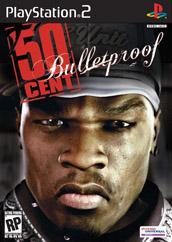 50%2BCent%2BBulletproof - 50 Cent Bulletproof  | Ps2