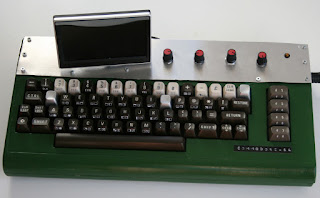 Modified Commodore 64
